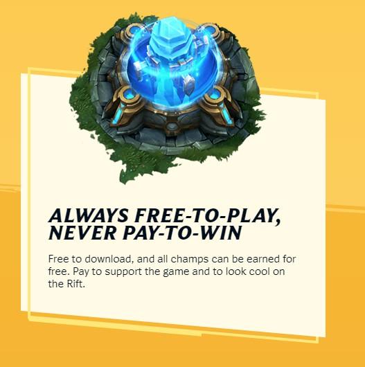 《英雄联盟》手游首发约40英雄 会有专属内容和玩法
