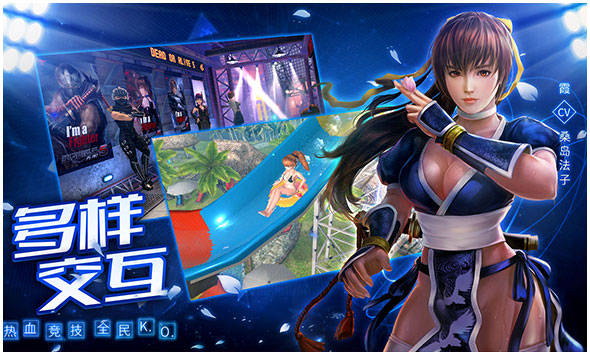 《生死格斗5》游戏图集5