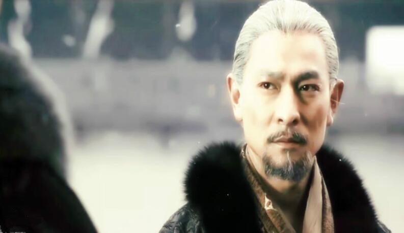 刘德华赵云空营记