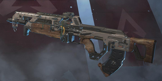 Apex英雄平行步枪