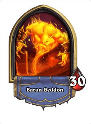 炉石传说迦顿男爵英雄难度攻略 回合结束需消耗完所有法力水晶
