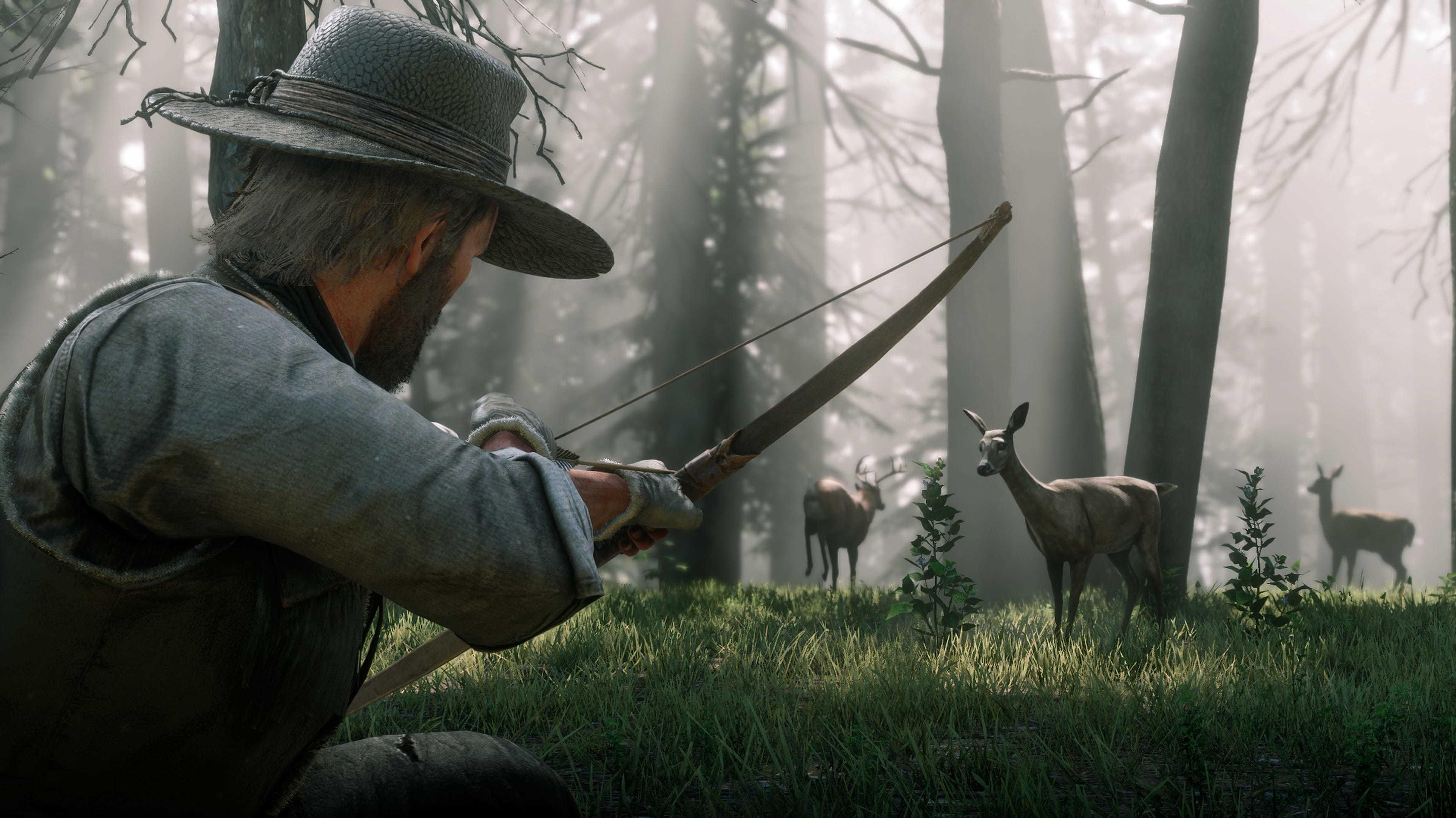 《荒野大镖客2》完美动物皮获得方法 怎么获得一张完美皮