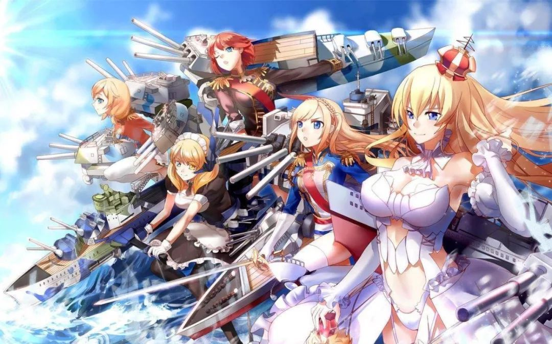 战舰少女r远洋破袭作战攻略 四周年钢铁启示录简版攻略